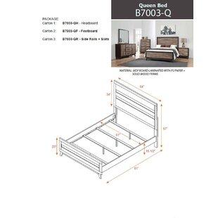 Meranda Panel Bed