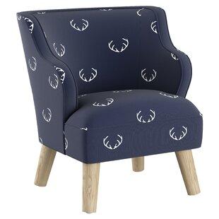 Martahus Modern Kids Club Chair ByLoon Peak