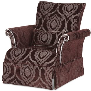 Reviews Hollywood Swank Armchair by Michael Amini