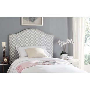 Broadmeade Upholstered Panel Headboard by Alcott Hill
