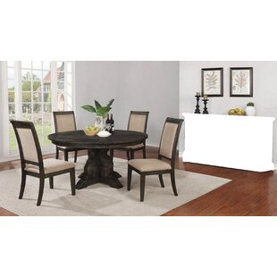 Hayle 5 Piece Dining Set Gracie Oaks