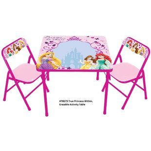 TV Character Themed Kids\' Table & Chair Sets You\'ll Love