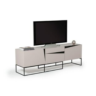 Tatom Gloss TV Stand for TVs up to 65