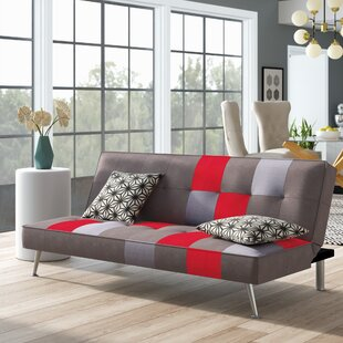 Olsker 3 Seater Sofa Bed By Mercury Row