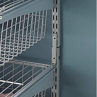ShelfTrack Vertical Wall Standard Extender Kit By Closetmaid