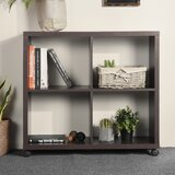 Bendrick 32'' H x 35'' W Standard Bookcase by Latitude Run®