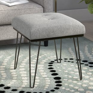 Read Reviews Cavendish Accent Stool By Zipcode Design
