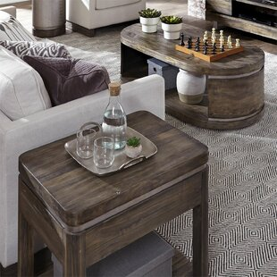 17 Stories Ronin 3 Piece Coffee Table Set