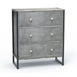 Braelynn 3 Drawer Accent Chest by 17 Stories