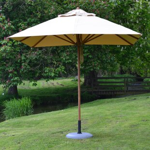Levante 8.5' Square Market Umbrella by Bambrella