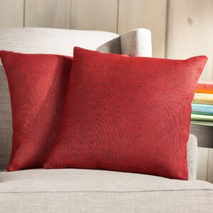 wayfair basics throw pillow set of 2