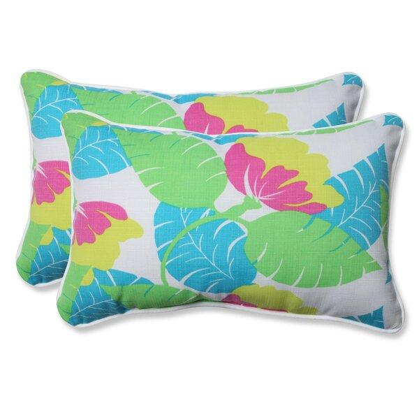 Pillow Perfect Outdoor Pillow Perfect Indoor Outdoor Lumbar Pillow Wayfair