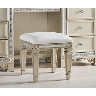 Affordable Tiffany Vanity Stool By Fairfax Home Collections