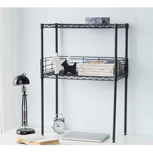 Burroughs Mini Desktop Carbon Steel Standard Bookcase Rebrilliant