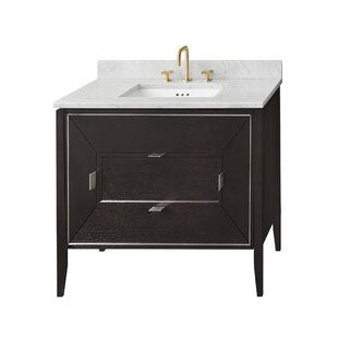 Amora 30 Single Bathroom Vanity Base by Ronbow