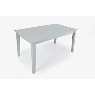Wallis Rectangle Solid Wood Dining Table