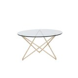 Carruthers End Table by Bungalow Rose