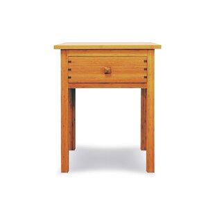Greenington Hosta 1 Drawer Nightstand
