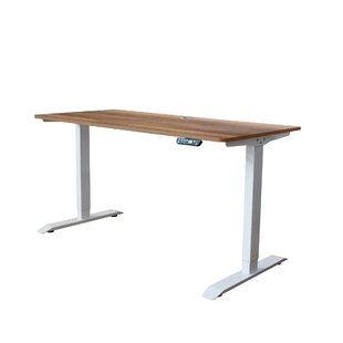 Affordable Estrella Ergonomic Height Adjustable Standing Desk by Symple Stuff