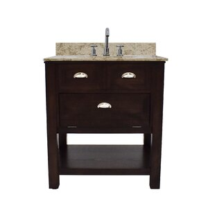 Giancarlo 30 Single Bathroom Vanity Set