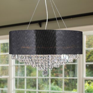 Rosdorf Park Roni 8-Light Chandelier