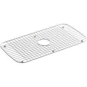 Stainless Steel Sink Rack, 13-3/4