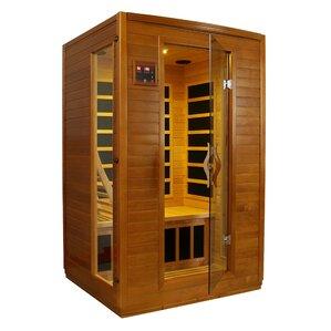 Indoor Saunas You\'ll Love | Wayfair