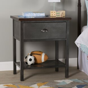Bargain Florence 1 Drawer Nightstand by Viv + Rae Reviews (2019) & Buyer's Guide