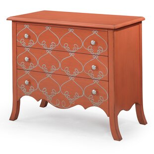 Kaneshiro 3 Drawer Chest