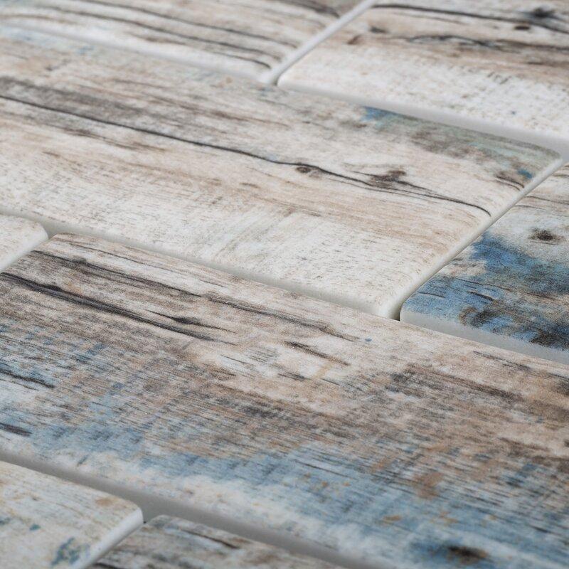 Sample Glass Brick Joint Wall Floor Mosaic Tile Allmodern