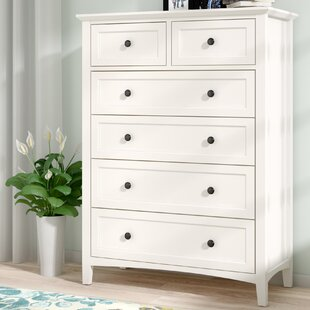 Zeppelin 5 Drawer Dresser