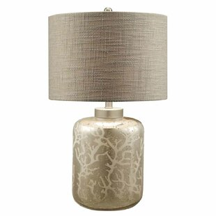 Crystal Coral 28 Table Lamp