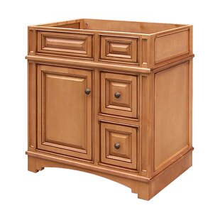 Vintage Estate 30 Bathroom Vanity Base by Sunnywood