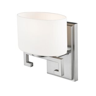 Ford 1-Light LED Bath Sconce b..