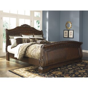 Reviews Chapell Sleigh Bed by Astoria Grand Reviews (2019) & Buyer's Guide