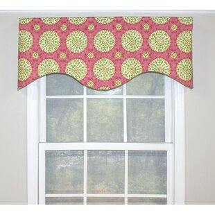 Canne 50 Curtain Valance by RLF Home