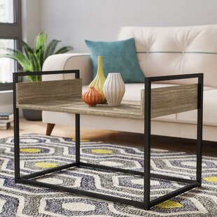 Amatia Coffee Table with Tray Top by Turn on the Brights