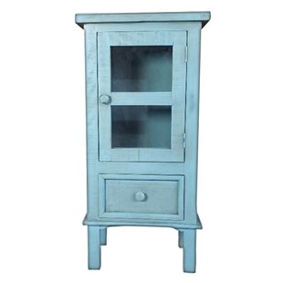 Mohammed 1 Door Accent Cabinet by Breakwater Bay