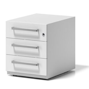 Note 3 Drawer Filing Cabinet By Bisley