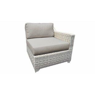 Fairmont Patio Chair with Cushions