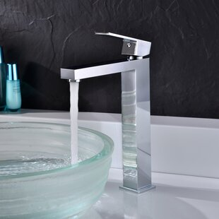 ANZZI Enti Vessel Sink Faucet with Drain Ass..