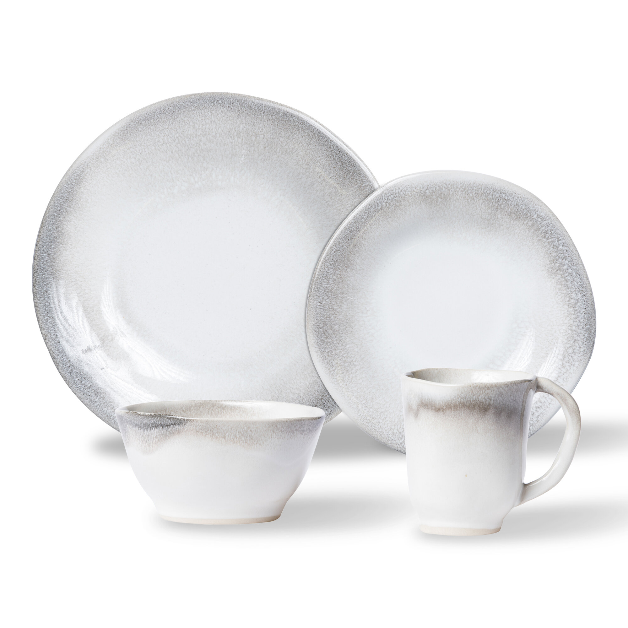 Vietri Viva Santorini 4 Piece Place Setting Set Service For 1 Wayfair