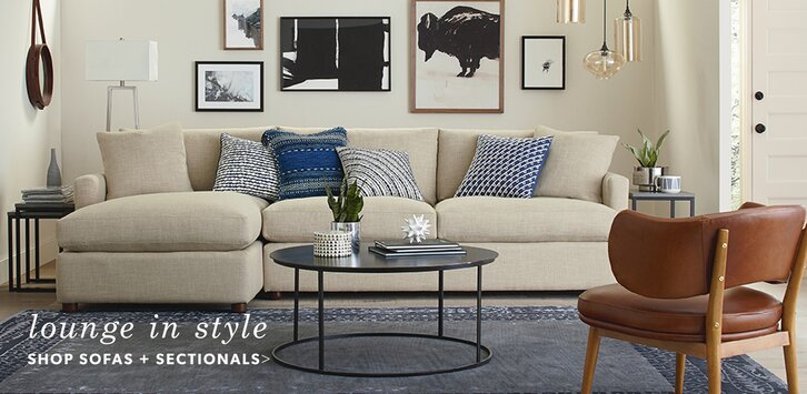 Living Room Sets Modern modern living room furniture | dwellstudio