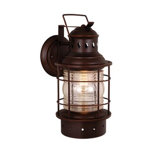 Granata 1-Light Outdoor Wall Lantern