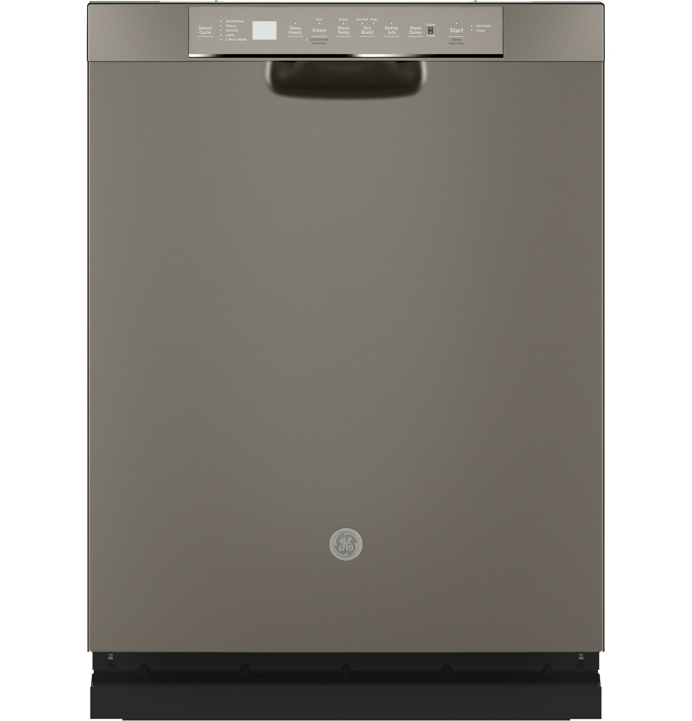 Ge Appliances Stainless Steel Interior 24 48 Dba Built In Full Console Dishwasher With Front Controls Reviews Wayfair
