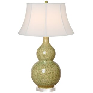 Locking Gourd 35 Table Lamp