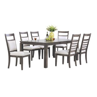 Middlebury 7 Piece Dining Set Red Barrel Studio