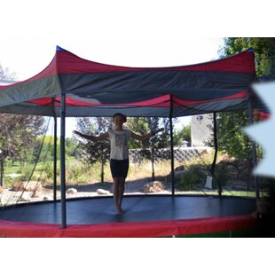 15u0027 Tr&oline Cover  sc 1 st  Wayfair & Trampoline Accessories Youu0027ll Love | Wayfair