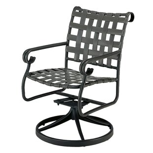 Ramsgate Swivel Rocker Dining Arm Chair