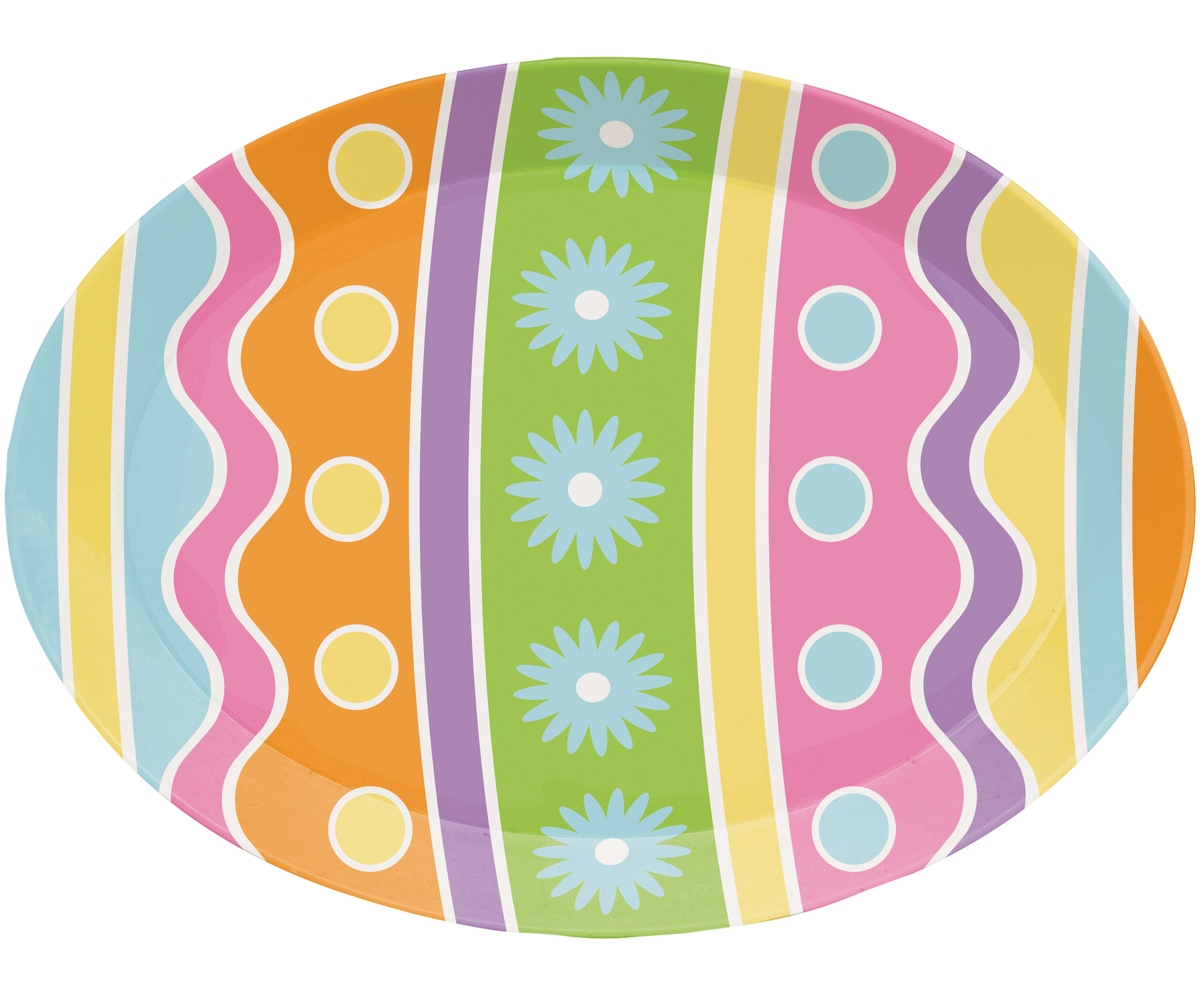 Abstract Easter Disposable Tableware You Ll Love In 2021 Wayfair